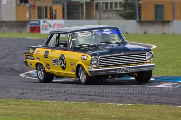Central Muscle Cars Wasted Wages Racing